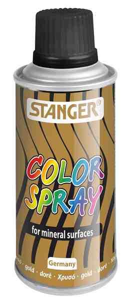 Spray-Farbe Gold von Stanger, 150 ml