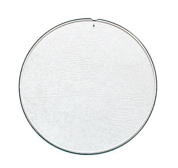 """Acryl-Trennscheibe """"Rund"""", Ø ca. 16 cm"""