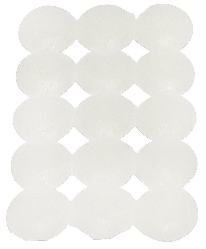 Klebewachsplättchen, 15 Stück