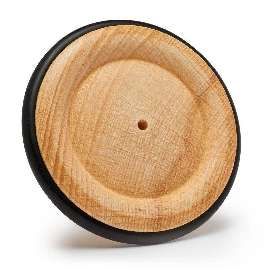 Holzrad mit Gummireifen, Ø ca. 85 mm online kaufen