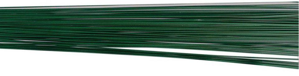 Stützdraht, grün, 30 Stück