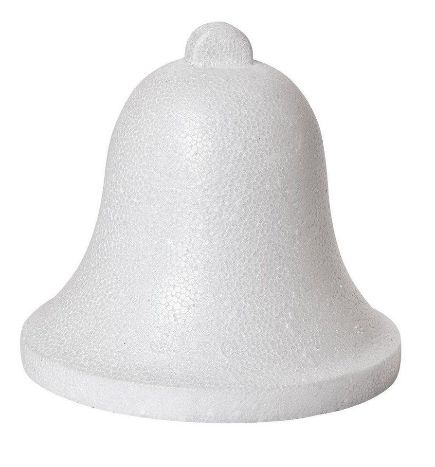 Styroporform Glocke, 9 cm