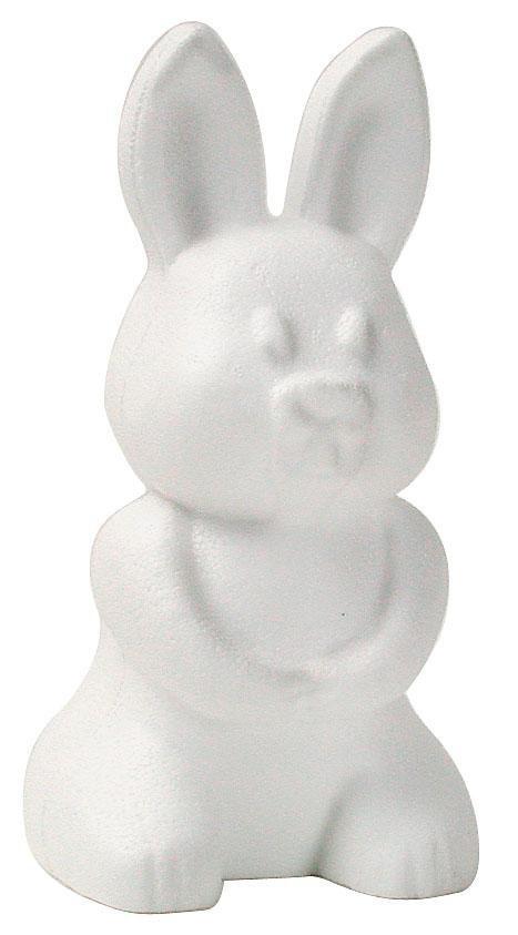 VBS Styroporform Hase, 24 cm