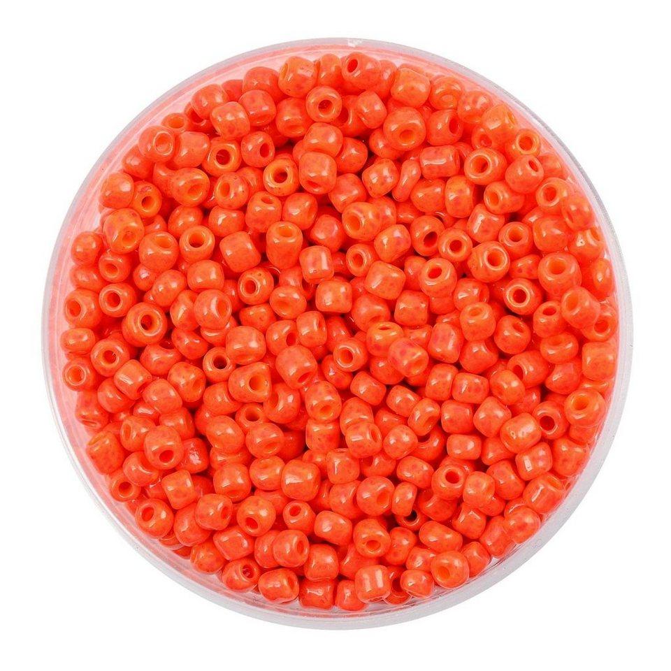 """VBS Rocailles """"Opak"""" in orange"""