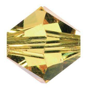 Swarovski-Perlen, Ø 6mm, 12 Stk in light topas