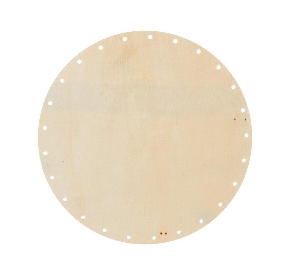 VBS Peddigrohr-Boden rund, 3 mm, Ø 17 cm kaufen