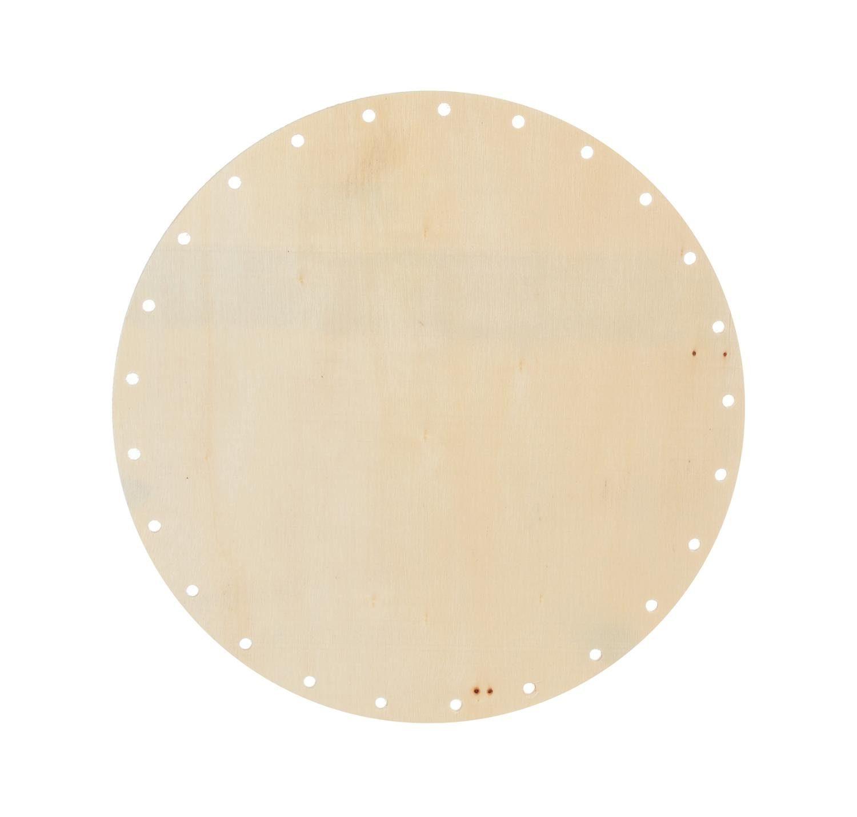 VBS Peddigrohr-Boden rund, 3 mm, Ø 17 cm