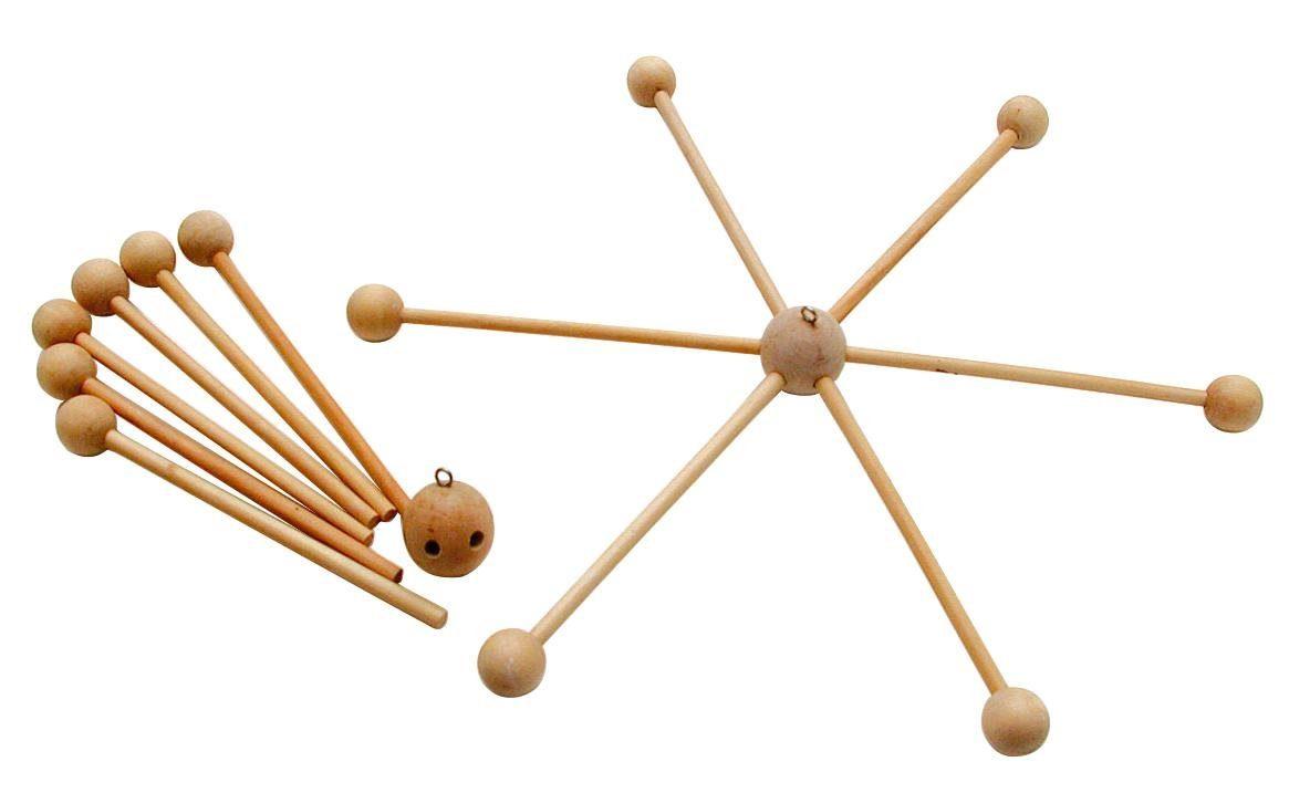 Mobilé-Kreuz, 6 Arme