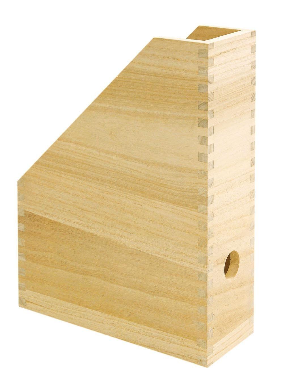 VBS Stehsammler, Holz