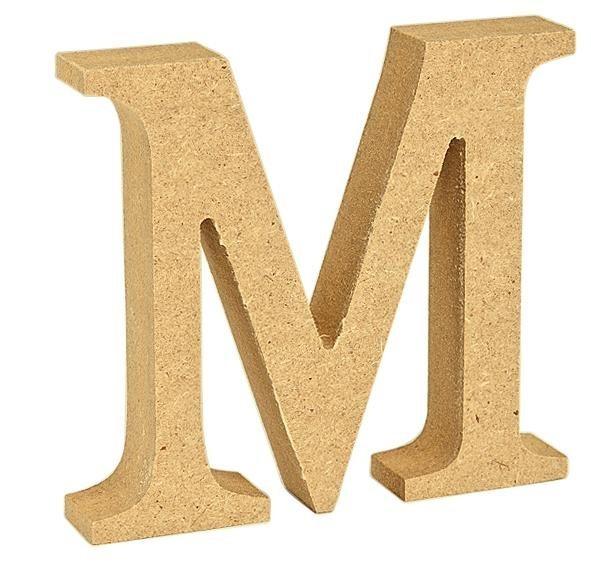VBS MDF Buchstaben