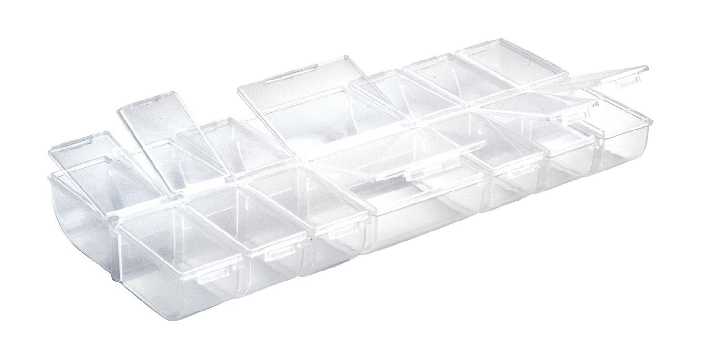 VBS Sortierbox, mit 14 Fächern