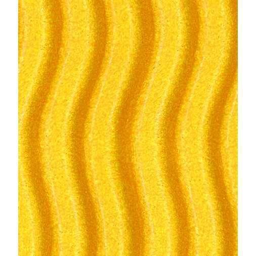 Folia Laternen-Zuschnitt in gelb