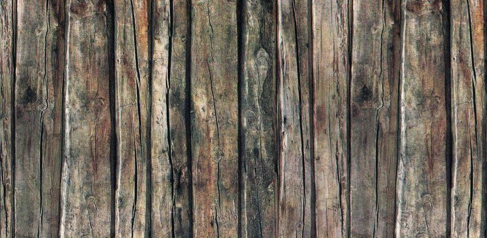 """Ursus Motiv-Fotokarton """"Holz"""""""