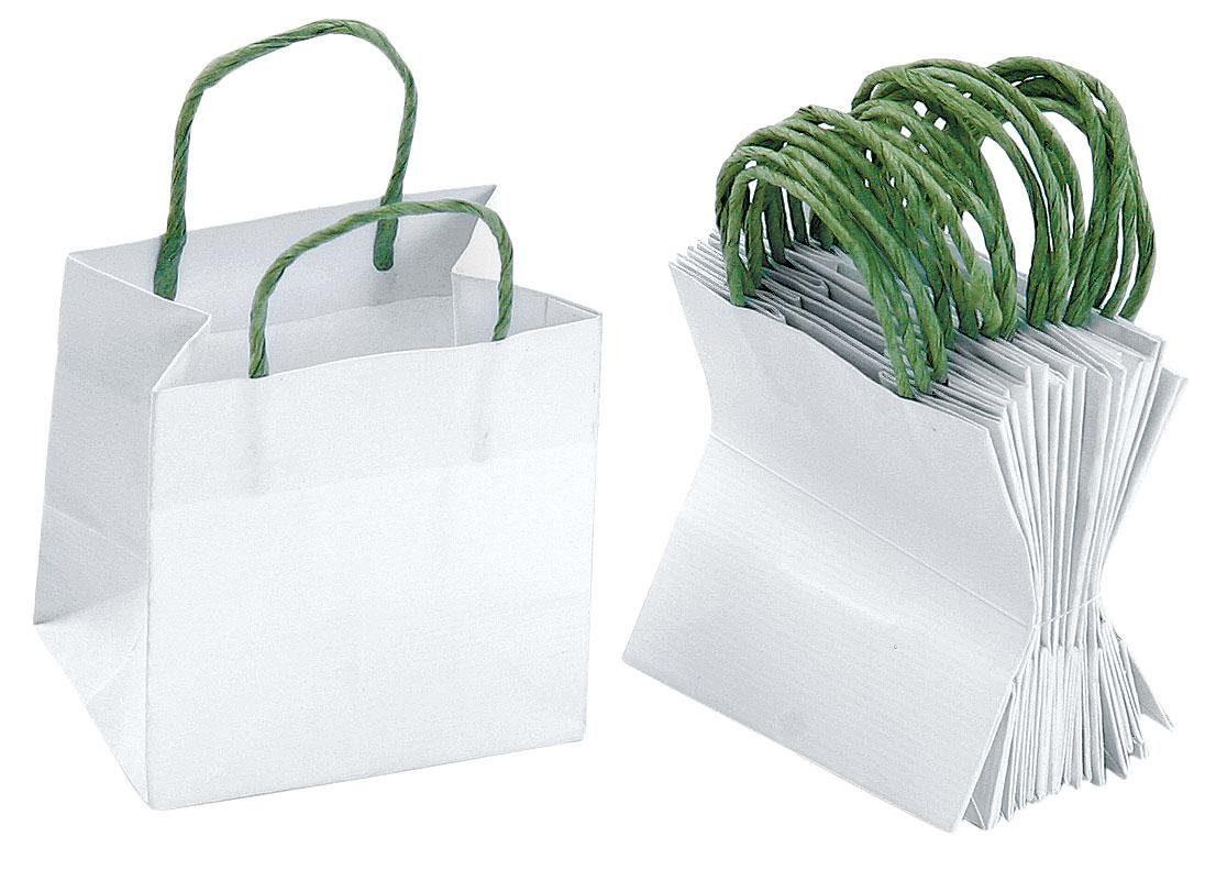 VBS Mini-Papiertüten, 12 Stück