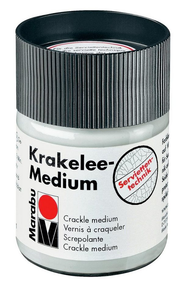 Marabu Krakelee-Medium, 50 ml