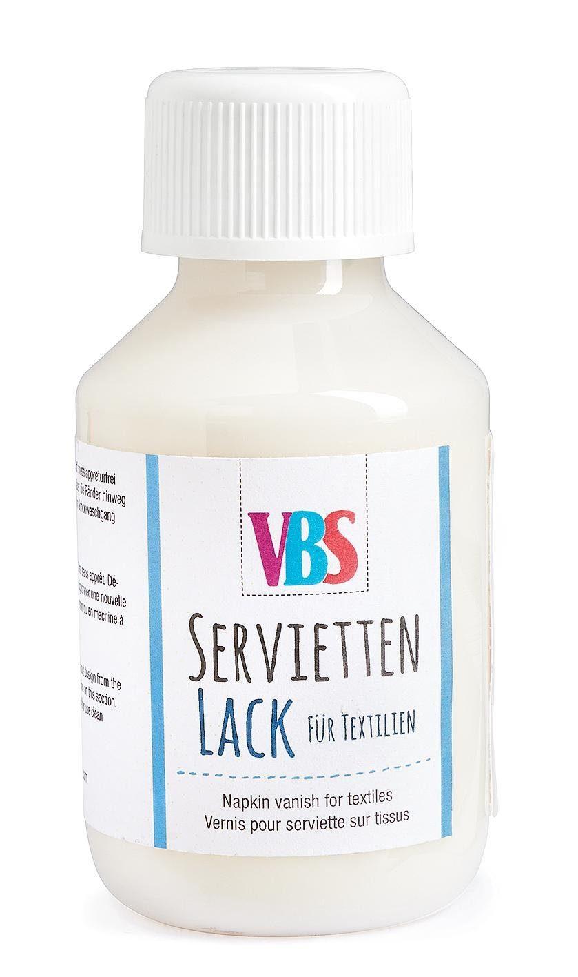 """VBS """"Textil""""-Servietten-Lack"""