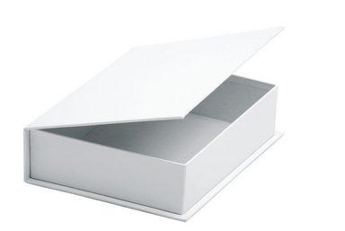 vbs klappdeckel box aus wei em karton kaufen otto. Black Bedroom Furniture Sets. Home Design Ideas