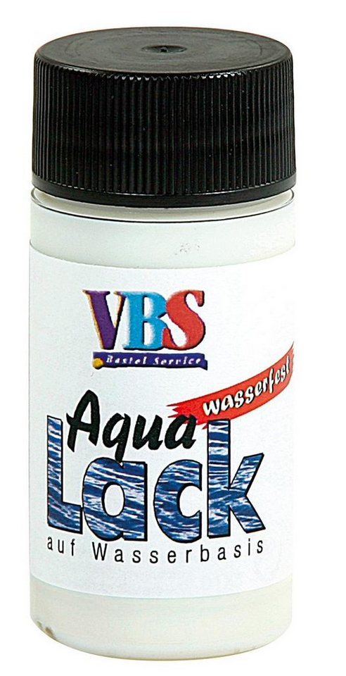 VBS Aqua-Lack, 50 ml, Glänzend