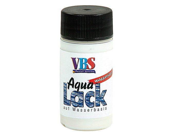 VBS Aqua-Lack, 50 ml, Matt