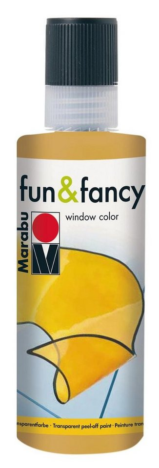 Marabu Konturenfarbe fun & fancy, 80 ml in Gold