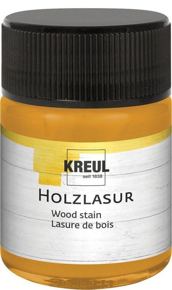 Hobby Line Hobbyline Holzlasur, 50 ml in Bernstein