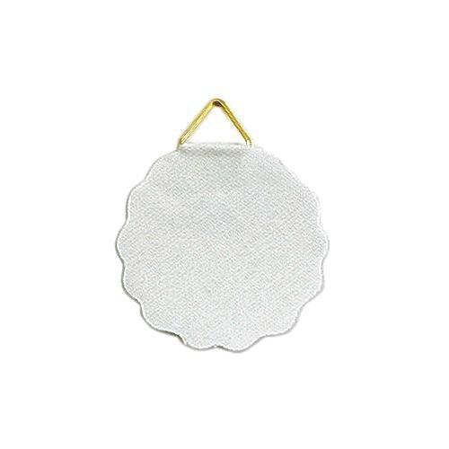 Plakataufhänger Selbstklebend, Ø 30 mm, 12 Stück