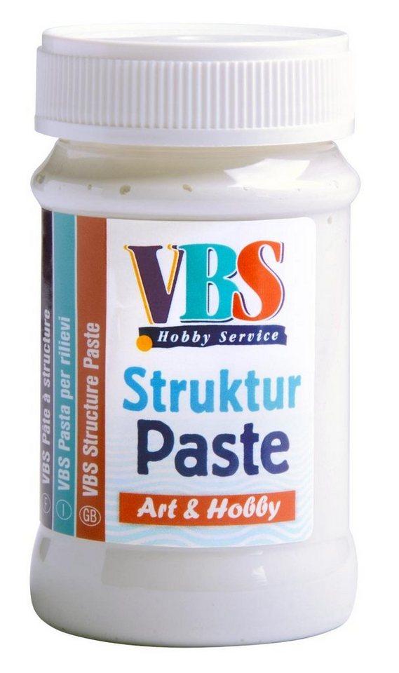 VBS Acryl Strukturpaste, Leichtstruktur