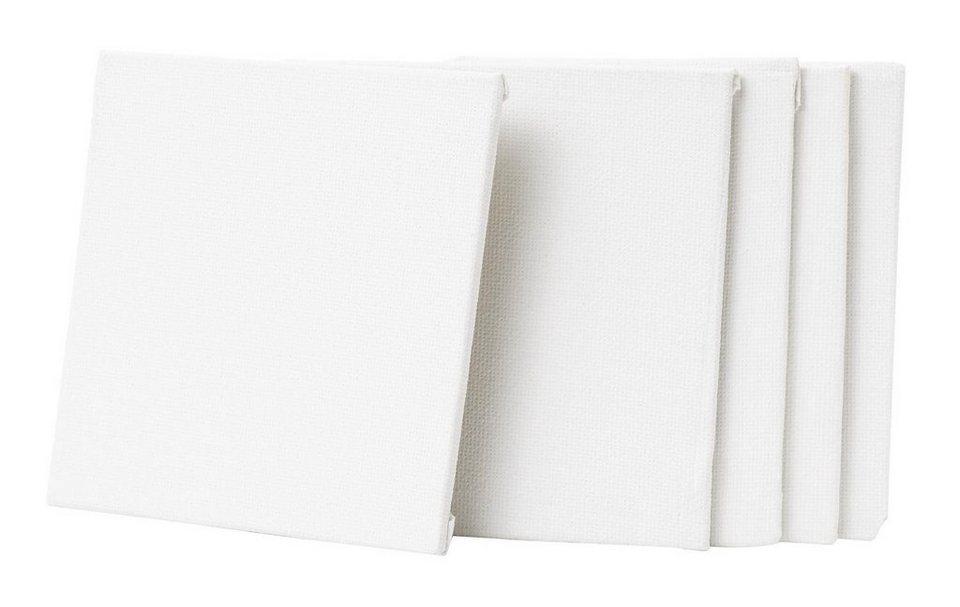 VBS Malpappen, 10 x 10 cm, 5 Stück