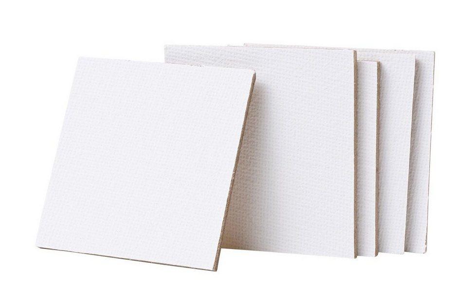 VBS Malpappen, 5 x 5 cm, 5 Stück