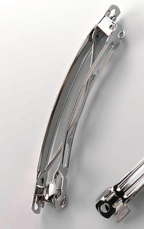 Haarspangen-Mechanik, 60mm