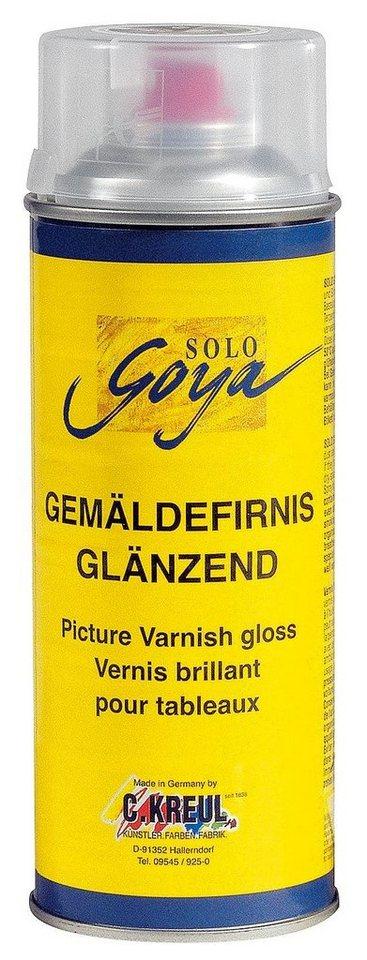 Sprühfirnis Acryl & Öl, 400 ml