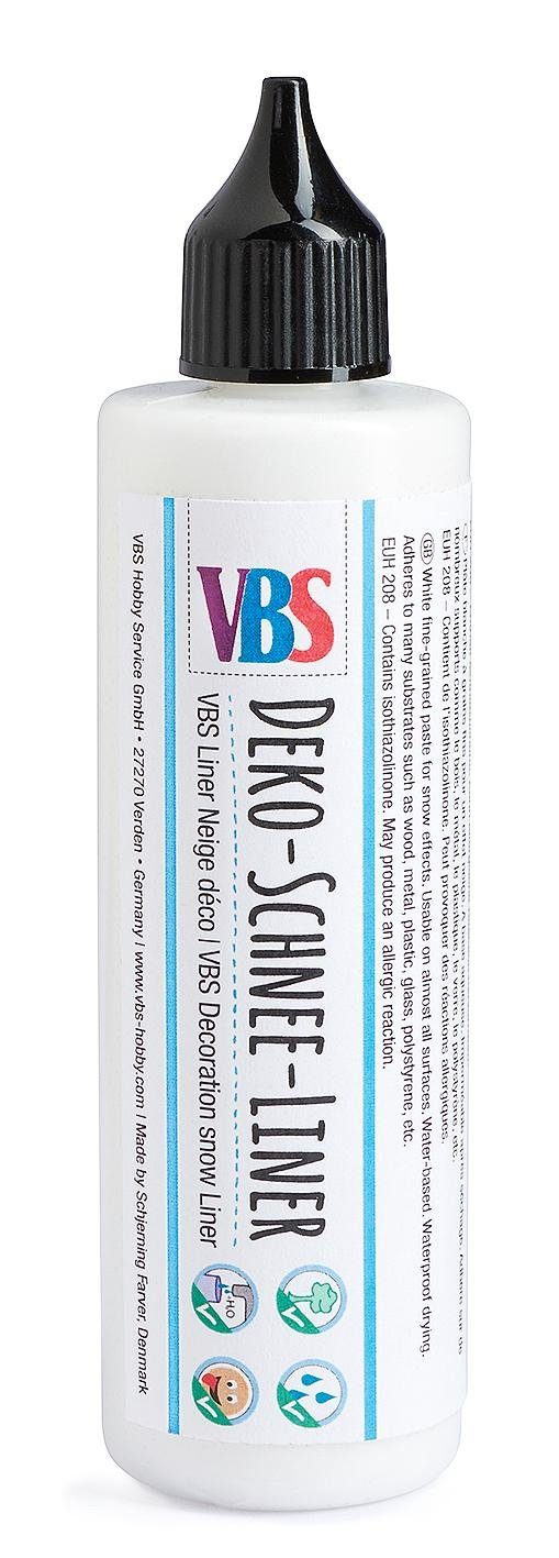 VBS Dekoschnee-Liner, 100 ml