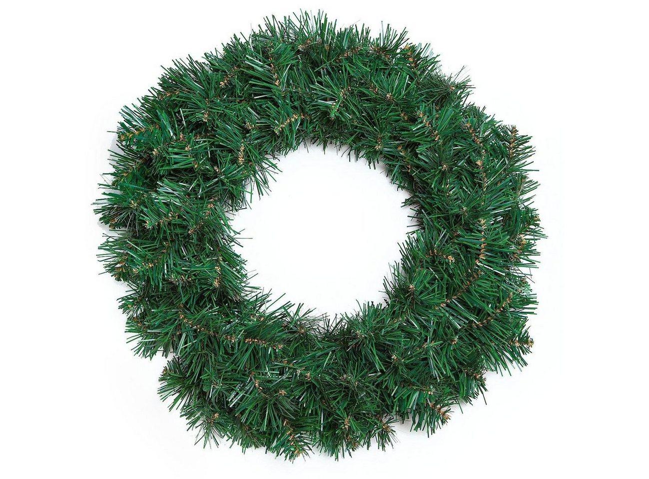 VBS Weihnachtsdeko ´´Tannenkranz´´ 30 cm