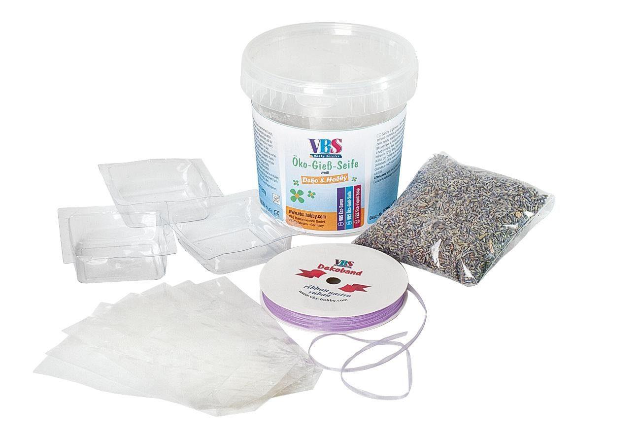 VBS Seifengieß-Set Lavendel Chic