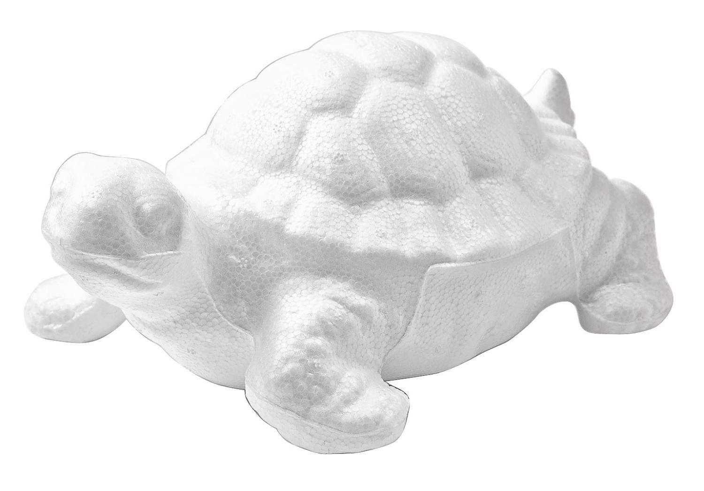 Styroporform Schildkröte