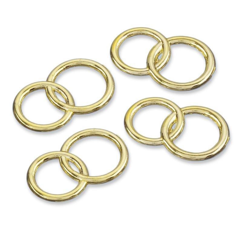 Streuteile Ringe, ca. 2cm