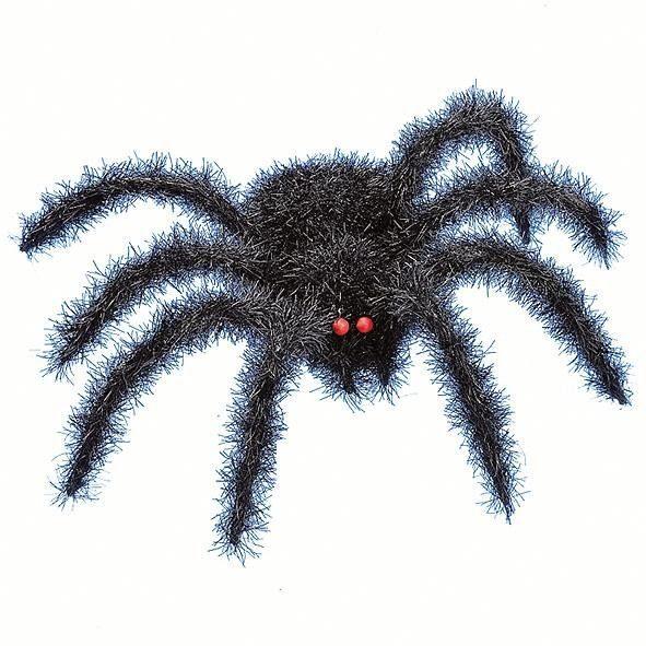 Halloween Spinne, 8 cm