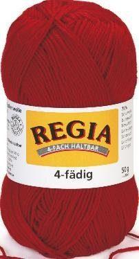 Regia Sockenwolle, 4-fädig, 100g
