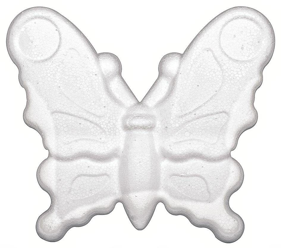 Styroporform Schmetterling