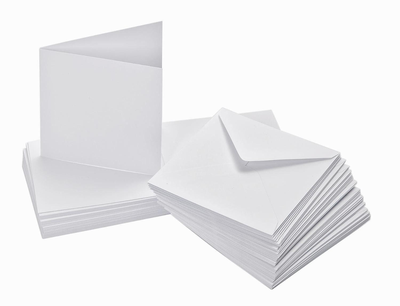 Doppelkarten mit Umschlägen
