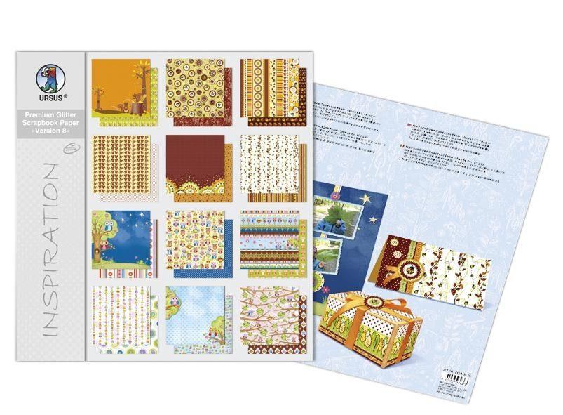 Ursus Scrapbook-Block