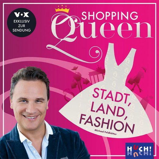 Shopping Queen Spiel