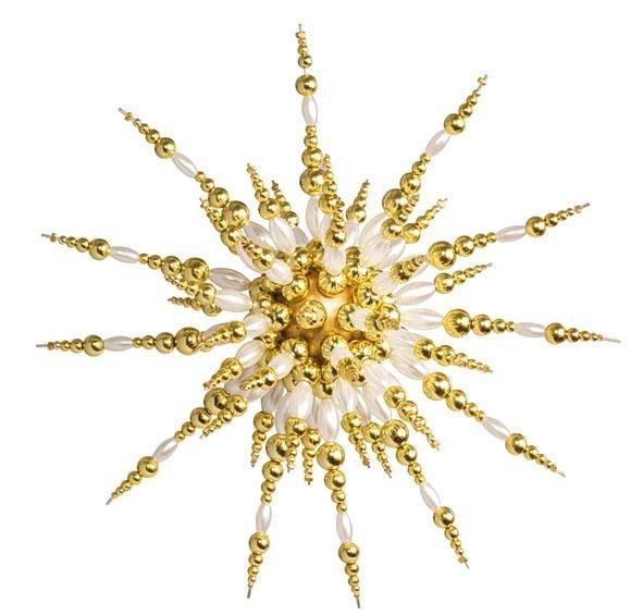 """Perlenstern-Komplettset """"Golden Star"""""""