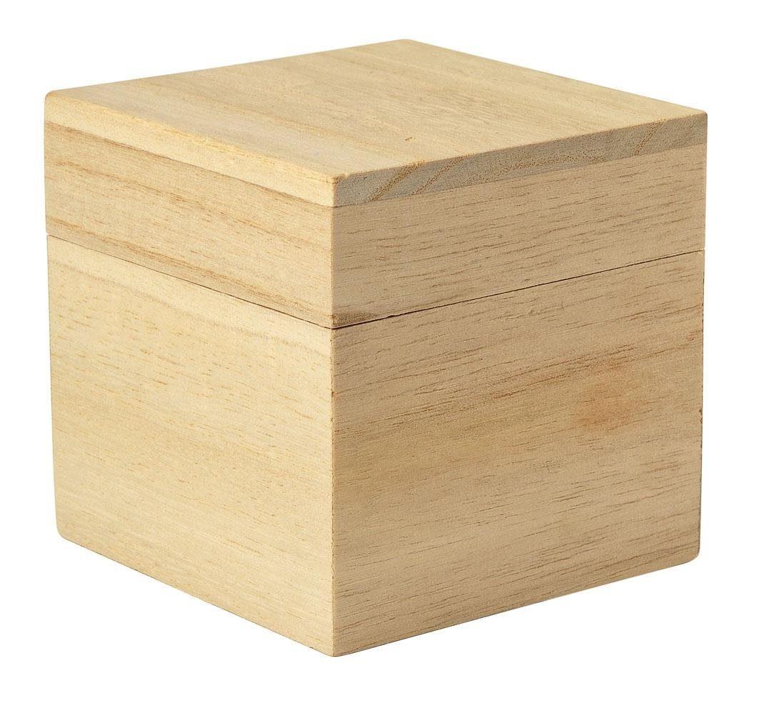 "VBS Holzbox ""Würfel"