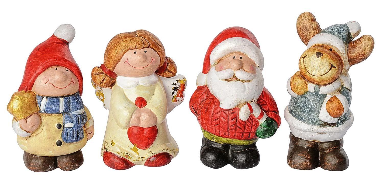 "VBS Figurenset ""Weihnachten"", 4er-Set"