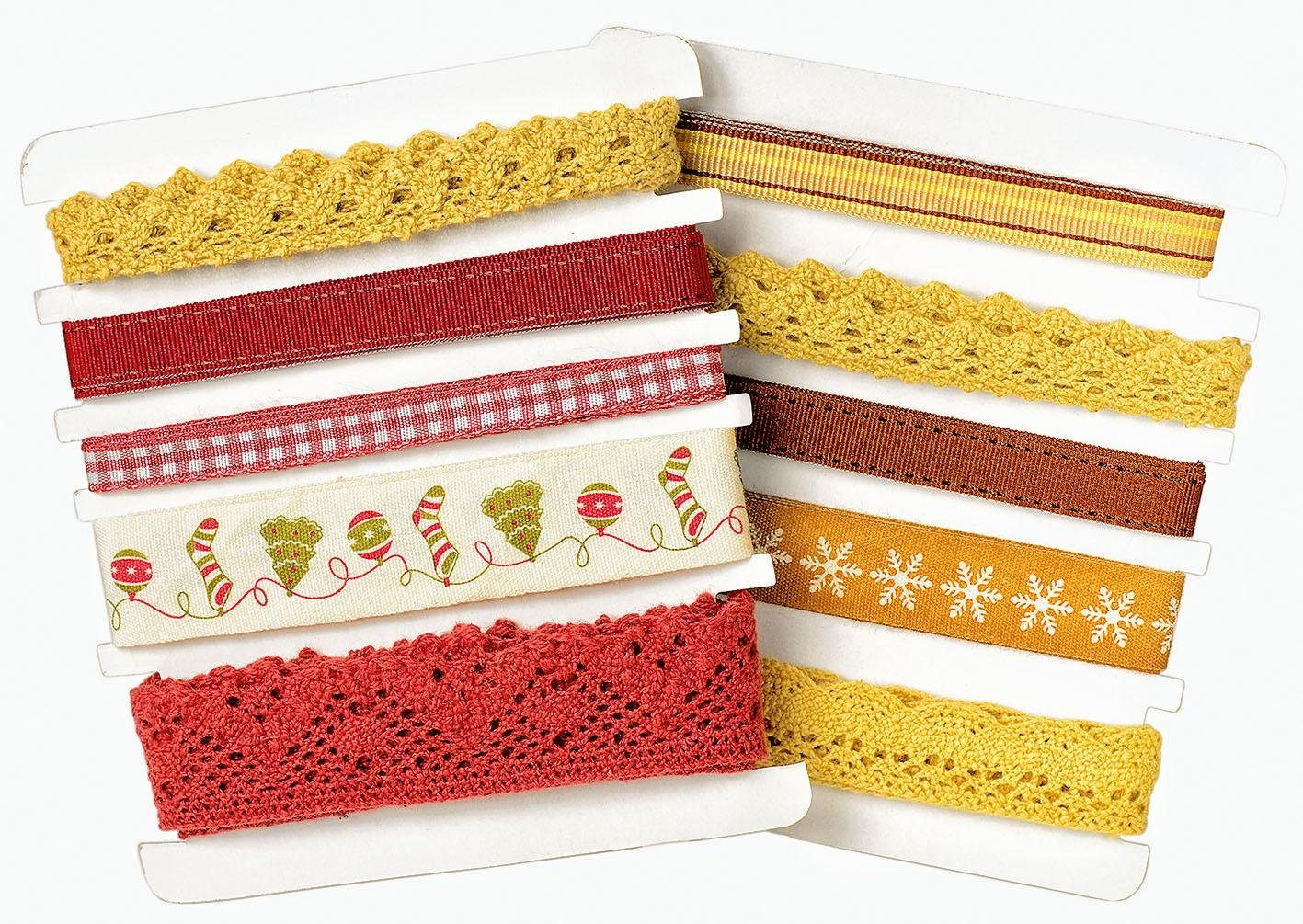 VBS Bänder-Set Weihnachten