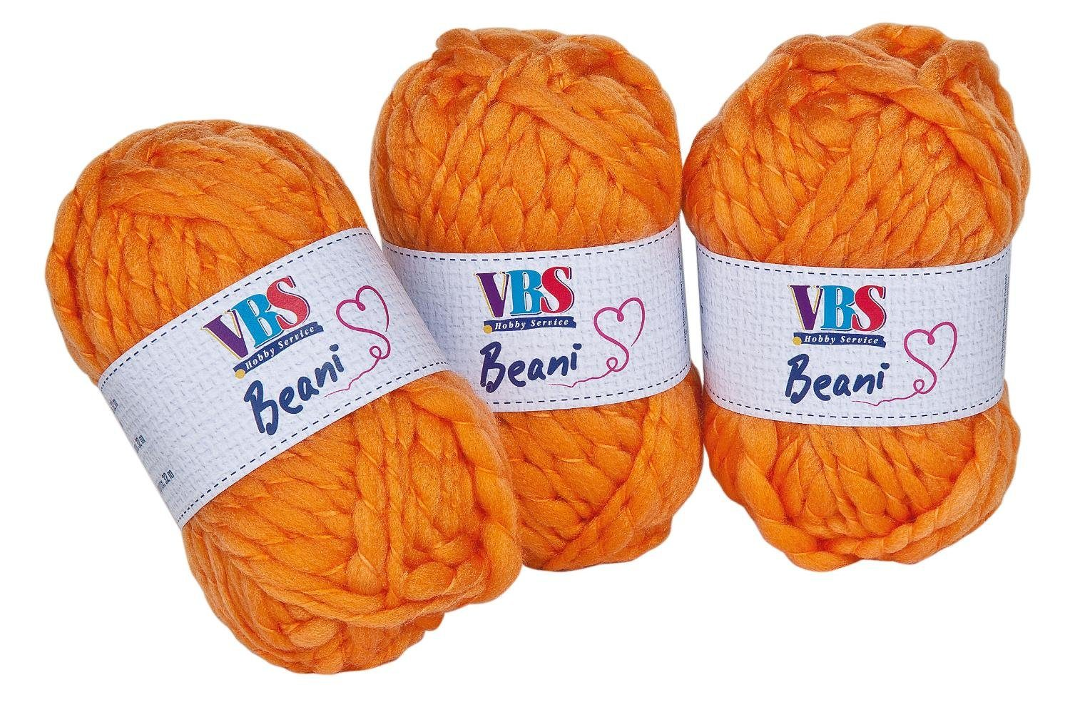 VBS Aktionspaket Beani, Orange