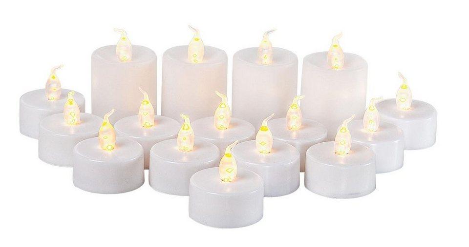 VBS Großhandelspackung VBS LED Kerzen-Set