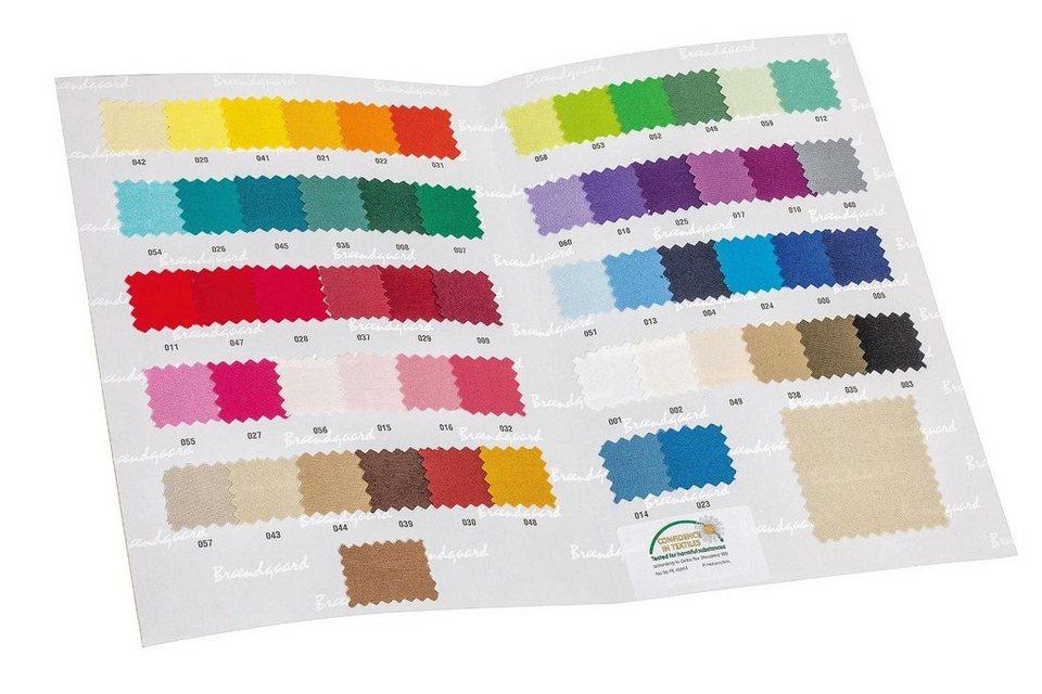VBS Farbkarte für Uni-Baumwollstoffe