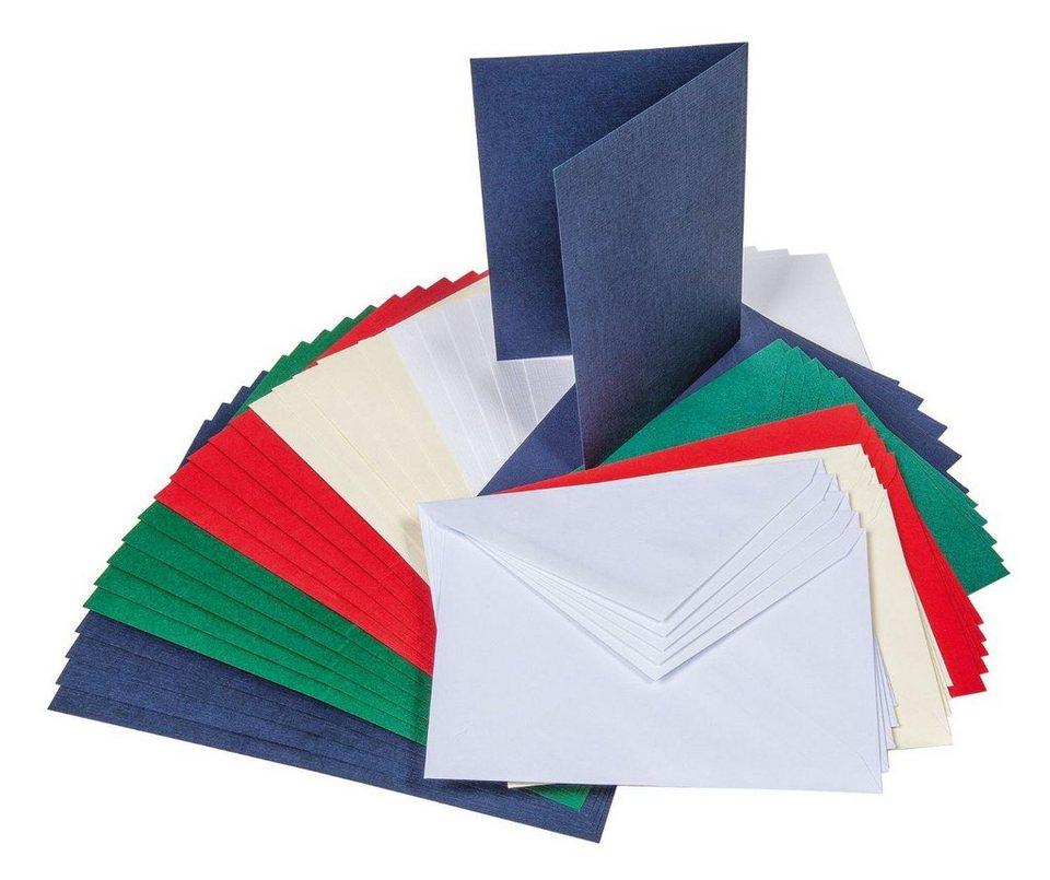 VBS Karten-Set, 50-tlg.